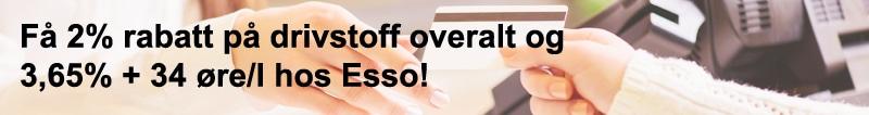 bensinrabatt 365direkte kredittkort mastercard