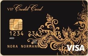 Vip credit card - Vip kredittkort