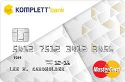 komplett kredittkort mastercard