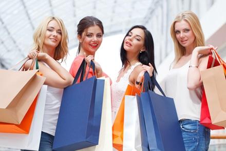 shoppingkort kredittkort jenter shopper