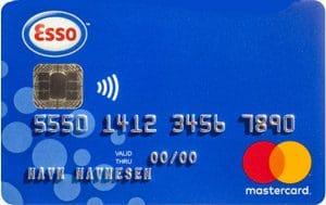 Esso Mastercard