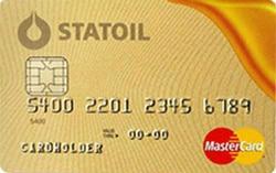Statoilkort mastercard