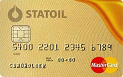 Statoil Mastercard - Statoilkortet