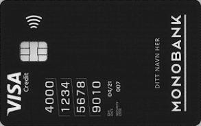Monobank kredittkort - monocard