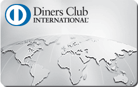 diners club international kort