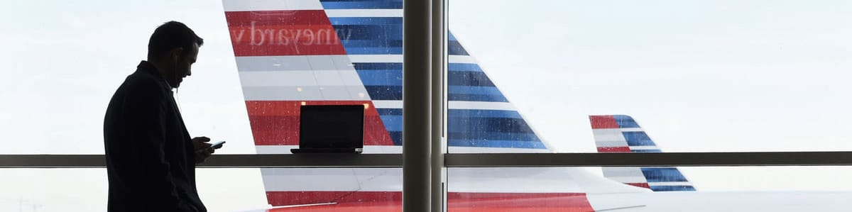 Citibank og American Airlines kredittkort AA advantage