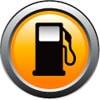 Bensinkort kredittkort ikon