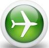 Flykort kredittkort ikon