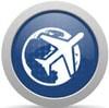 Reisekort kredittkort ikon