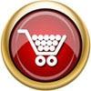 Shoppingkort kredittkort ikon