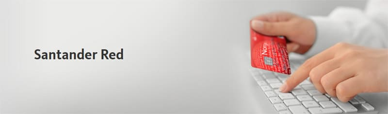 Santander Red kortet bilde