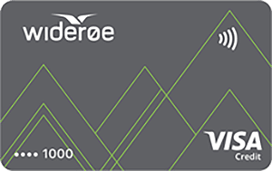 Widerøe-kortet Widerøe kredittkort
