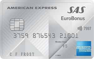 SAS American Express Premium