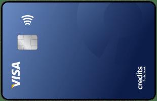 Credits Blue Visa